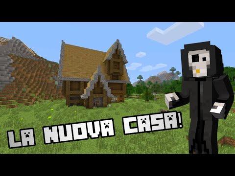 COSTRUIAMO LA NUOVA CASA! | Minecraft [PS4] ITA #72