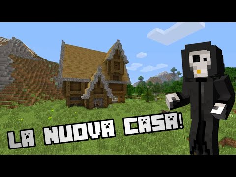 Case Di Montagna Minecraft : Costruiamo la nuova casa minecraft ps ita youtube