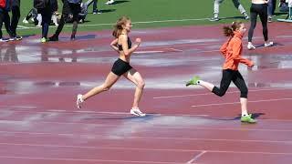 2018 Область юниоры   800 м ж финал3