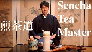 Japanese tea: tea experience with great tea master Taisen Karaki