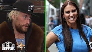 Enzo Amore on Stephanie McMahon