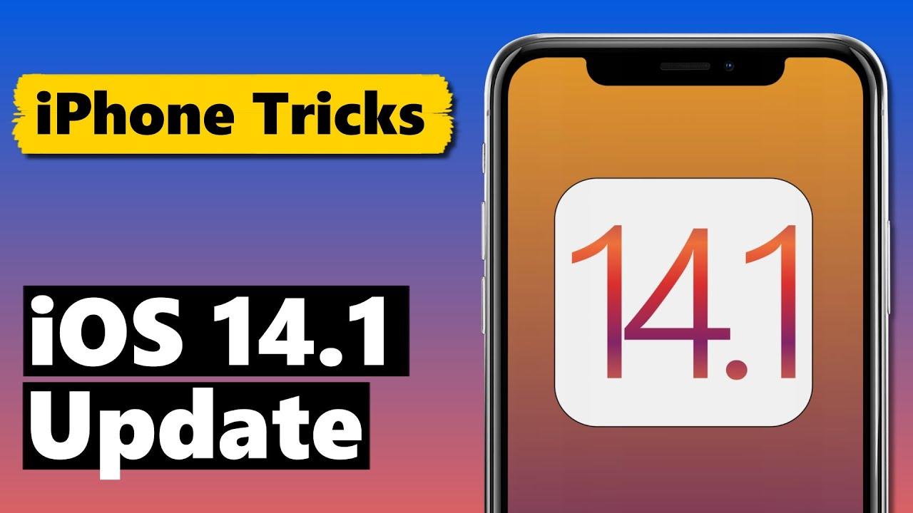 iOS 14.1 Update ist da! - ALLES was du wissen musst! 🔔 🔁 👍