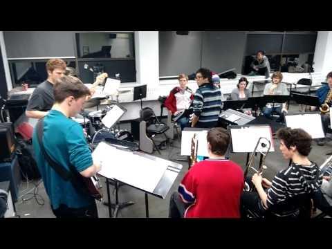 SONUSKAPOS Jazz Orchestra FT. ART the Band - Biosphere