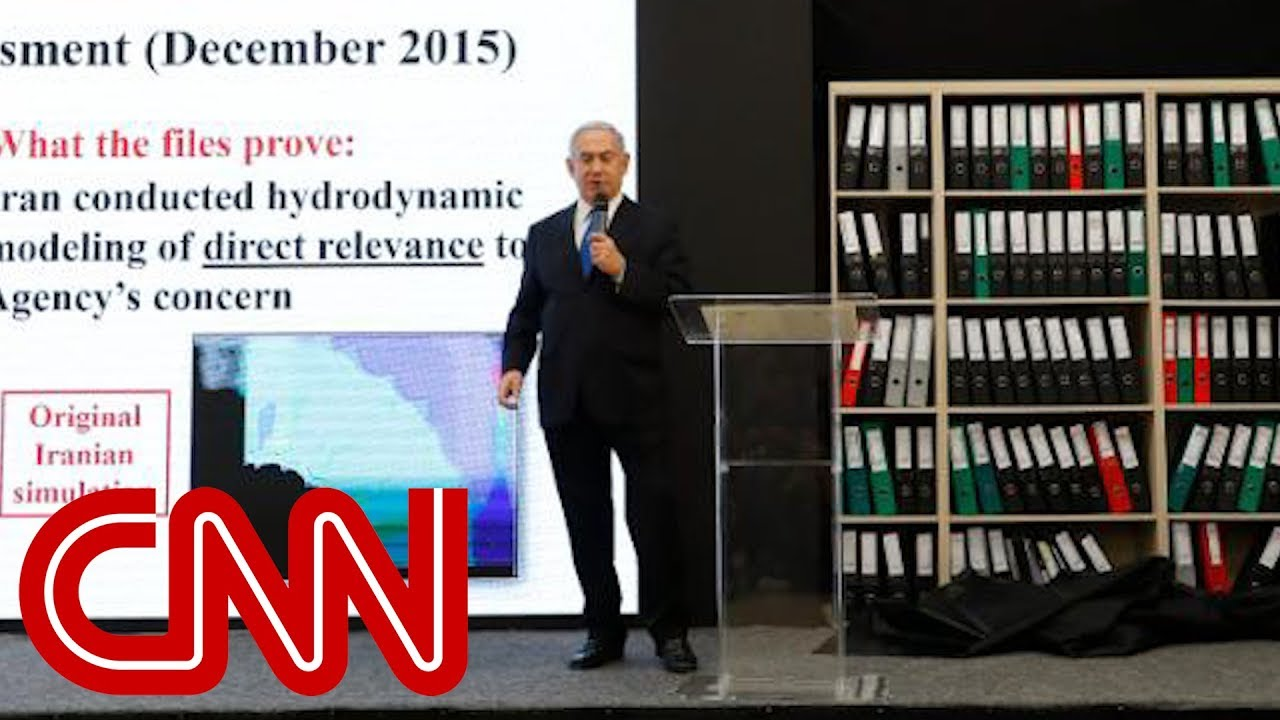 Netanyahu: Iran lied about nuclear weapons