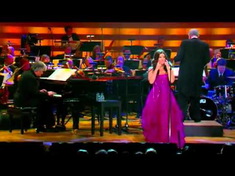 Idina Menzel - Defying Gravity (from LIVE - Barefoot at the Symphony)
