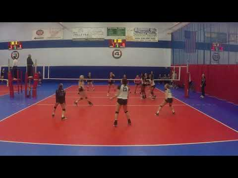 16Adidas vs Fusion 16 Silver (GL) Set 1 - Great Lakes Power League (2/24/18)