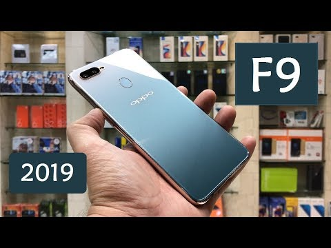 OPPO F9 2019 UNBOXING AND REVIEW