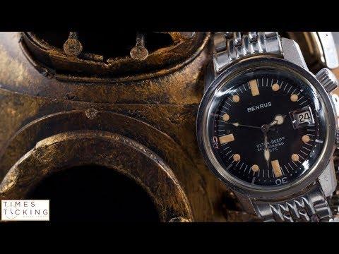 Ervin Piquerez S.A. (EPSA) Super Compressor | Dive Watch History And Significance