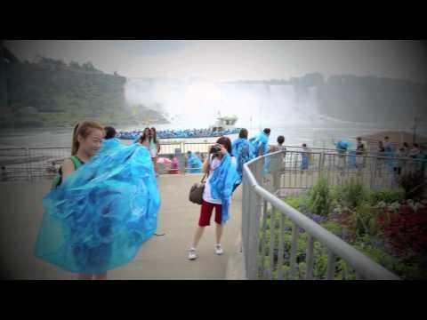 To: Niagara Falls, Canada