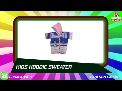 School and Kids Sweaters By Hari Son Export, Ludhiana