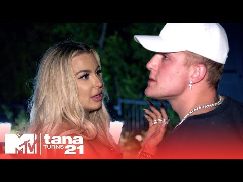 The Fight w Jake That Tana Didn&39;t Want You To See  MTV No Filter: Tana Turns 21  Episode 5