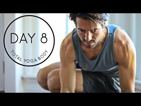 Day 8 Total Yoga Body: Morning Yoga Vinyasa Flow Workout