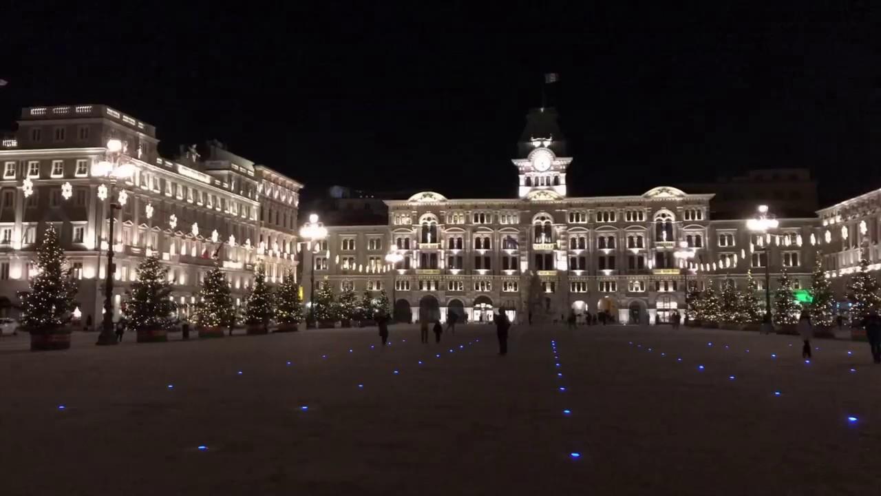 Trieste Natale.Natale A Trieste 2018