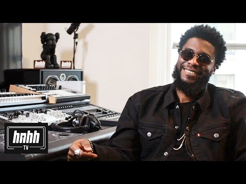 Big KRIT Reflects on Glass House with Wiz Khalifa & Curren$y  HNHH Interview 2017