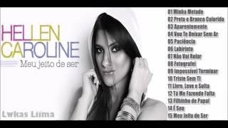 Hellen Caroline - CD Meu Jeito de Ser [CD Completo] 2016