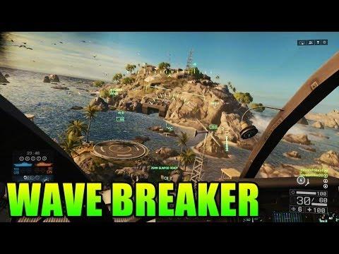 Battlefield 4 Wave Breaker First Look! Naval Strike Exclusive