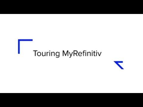 SignIn | MyRefinitiv