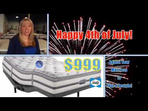 Mattress Showcase 4th of July Sale