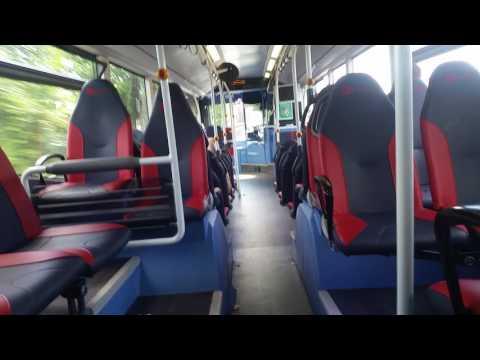 Route 57 To Wardley - Bus: 5281 Go North East City Link Mercedes Citaro