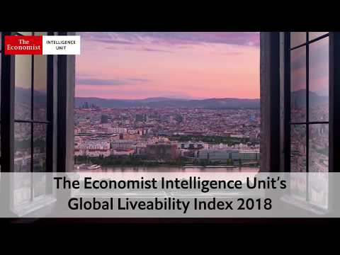 Global Liveability Index 2018