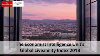 Global Liveability Index 2018