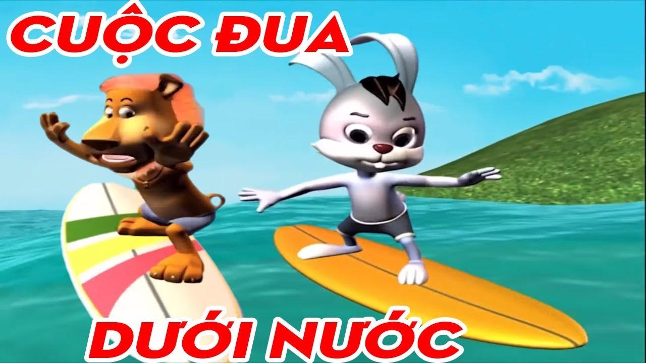 CUỘC ĐUA DƯỚI NƯỚC – Phim Hoạt Hình Vui Nhộn Hay Nhất 2018 | Phim 3D Việt Nam Hay Nhất Cho Trẻ