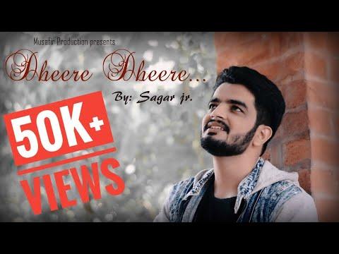 Unplugged Cover | Dheere Dheere Pyaar Ko Badhana Hai | Sagar JR | Kumar Sanu | Phool Aur Kante