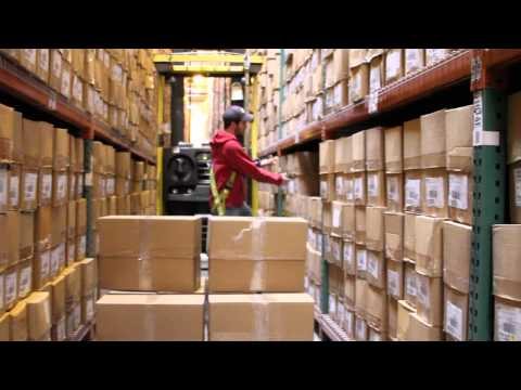 Great Deals Delivered - Sierra Trading Post Fulfillment Tour