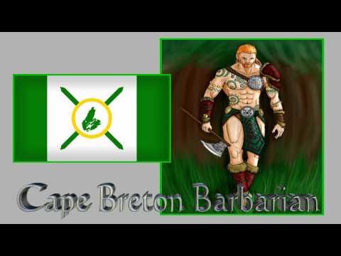 Cape Breton Barbarian