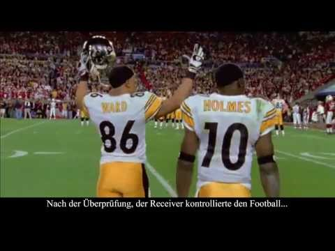 Super Bowl XLIII 2009 Steelers vs Cardinals DEUTSCH