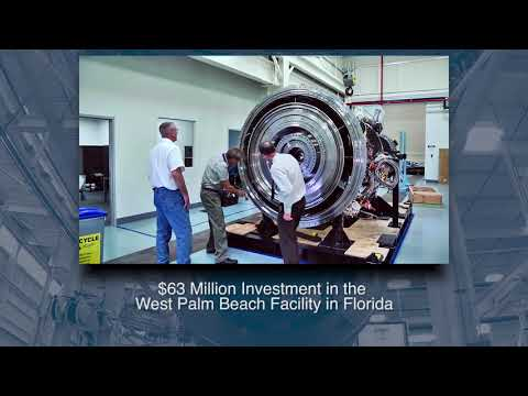Pratt & Whitney's Manufacturing  Investments, in Less Than 2 Minutes
