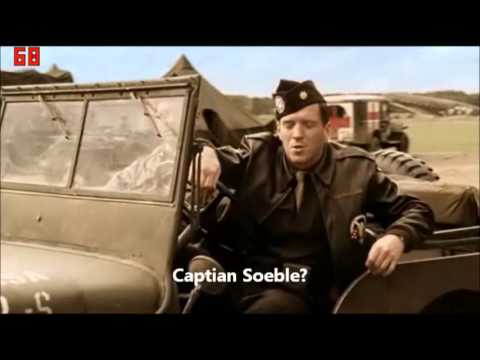 Band of Brothers: We salute the rank not the man