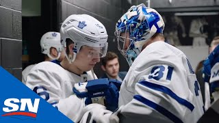 Bourne Believes Marner Won Contract Negotiations With Maple Leafs