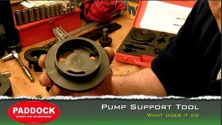 Bosch VE Injection Pump Land Rover. Remove and Refit (Pump Support Tool PM029)