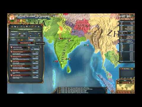 EU IV:  Westernizing Hindustan Day 8 Pt 1 of 3