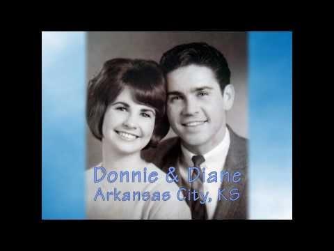 2014 KMHoF Bob Hapgood Award - Donnie & Diane from Arkansas City, KS