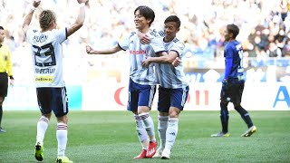 Sat,Feb 23,2019 Suita Stadium 2019 MEIJI YASUDA J1 League 1st Sec Y...