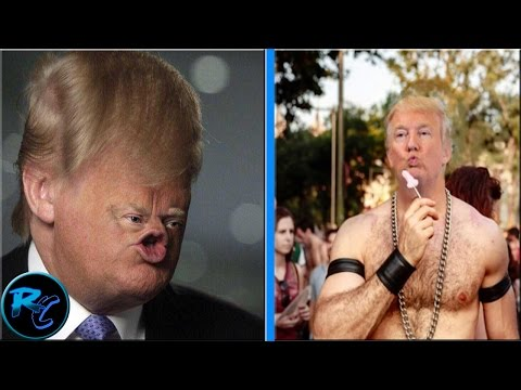 20 Funniest Donald Trump Photoshops Ever