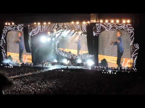 Rolling Stones Zipcode Tour 2015 @ Ralph Wilson Stadium