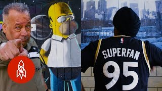 Five Super Fans You Have to Meet