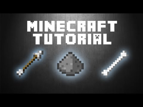 MineCraft - Quick Method of Getting Gunpowder, Bones and Arrows(Works on PC and Xbox)
