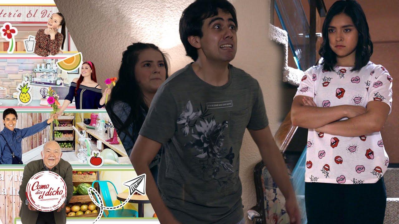 Gonzalo se sorprende al ver el fantasma de Ariana | La verdad padece... | Como dice el dicho