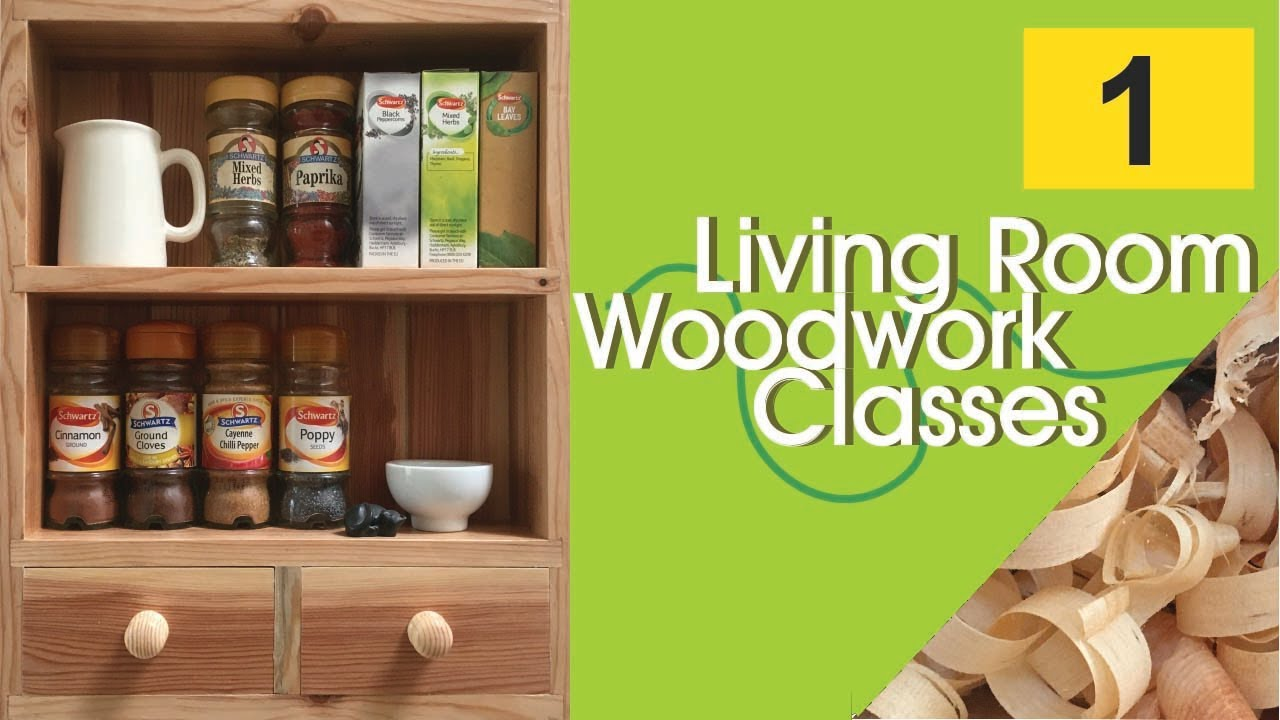 Moving my teaching to 'Living Room Woodwork Classes' while I wait to re-start my courses.