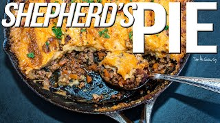 THE BEST SHEPHERD'S PIE | SAM THE COOKING GUY 4K
