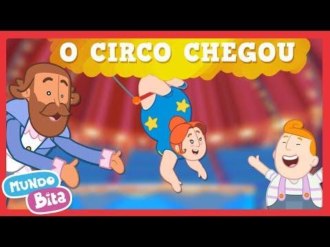 Mundo Bita - O Circo chegou