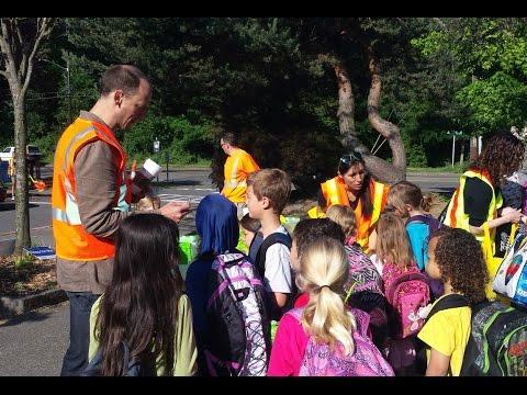Seattle DOT Vision Zero Safety Reinforcement  June '15