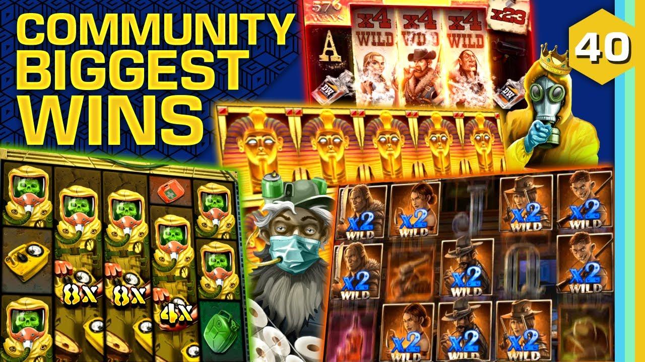 Community Biggest Wins #40 / 2021