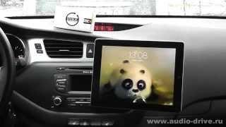 Автомобильный магнитный держатель для планшета Steelie Car Kit(, 2015-03-07T16:28:55.000Z)