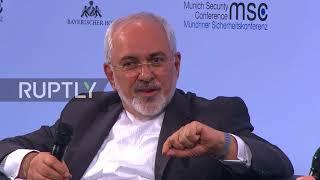 Germany: Israel's 'invincibility has crumbled' - Iran's Zarif