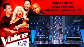 Kat Robichaud and R  Anthony    The Voice 5 Battle    I Don